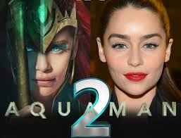 Jason momoa and emilia clarke proved to have very good chemistry in the past. Despidieron A Amber Heard Revelan Imagenes De Emilia Clarke Como Mera En Aquaman 2