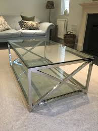 details about neptune manhattan coffee table