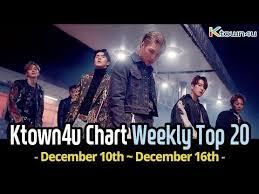 Ktown4u Chart Kpop Weekly Top 20 December 10th 16th 2018 033