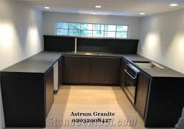 get absolute black honed granite for you kitchen at best