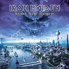 <b>Brave</b> New World (2015 - Remaster) by <b>Iron Maiden</b> on Amazon ...