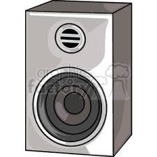 music speakers clipart. stereo speaker music speakers clipart