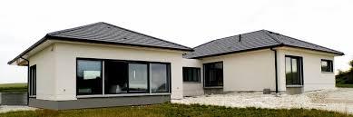 Davaus Net Maison Moderne Ossature Bois Kit Avec Des Id Es Amenagement Maison Bois Kit Plain Pied Moderne Modele H Becokit