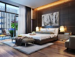 20 Modern Contemporary Masculine Bedroom Designs | Modern contemporary,  Contemporary and Bedrooms