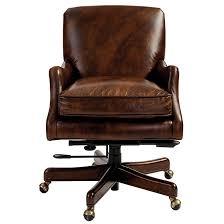 rhodes leather desk chair ballard designs pertaining to idea 1