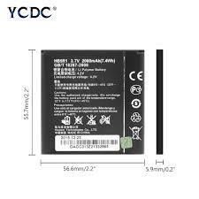 Huawei Ascend G500 G600 U8950 G615 ...