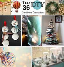 affordable diy christmas decorations
