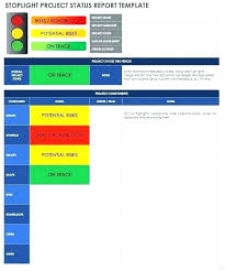 Daily Progress Report Template Excel Sample Weekly Project Status