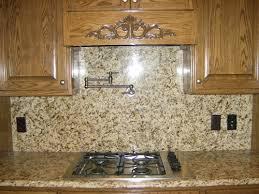 kitchen granite backsplash