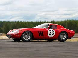 Rare Ferrari 250 Gto May Fetch Record 45 Million At Auction Bloomberg