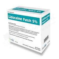 lidocaine patch reviews