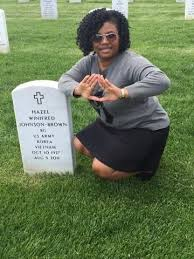 In 1979, Hazel Johnson-Brown became the first black female general in the  United States Army and the first black chief of th… | Army nurse, Army,  United states army