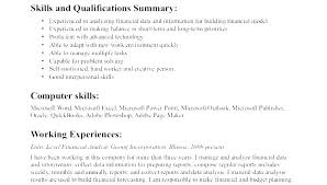 Financial Analyst Resume Financial Analyst Resume Sample Financial ...