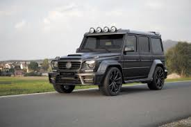 mercedes g wagon matte black 2015. Exellent 2015 This GClass Is The Latest To Get Mansoryu0027s Carbon Fiber Treatment In Mercedes G Wagon Matte Black 2015