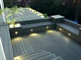 deck step lighting inspirational deck step lights low voltage and outdoor step lights full image for deck step lighting
