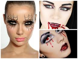 scary makeup ideas