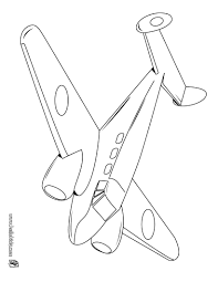 PLANE coloring pages - Coloring pages - Printable Coloring Pages ...