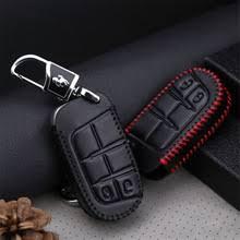 <b>Чехол</b> для автомобильного <b>ключа из</b> натуральной кожи для Jeep ...