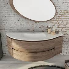 modular bathroom vanity design furniture infinity. Wall-hung Washbasin Cabinet / Oak Contemporary With Drawers Modular Bathroom Vanity Design Furniture Infinity