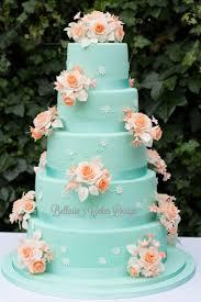 Best 25 Peach Wedding Cakes Ideas On Pinterest Blush Wedding