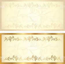 voucher coupon gift card template stock vector art istock voucher coupon gift card template banknote money currency cheque