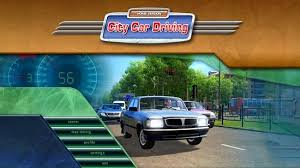 have special stress in this city car driving puter simulator game which has been laid on diffe road situations realistic car driving