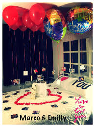 birthday ideas for husband new perfect surprise for boyfriend love is