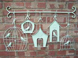 image of famous wrought iron outdoor wall decor