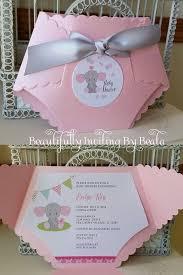 Hoot Owls Baby Shower Invitation  Sweet Little Birds Winter Cute Baby Shower Invitation Ideas