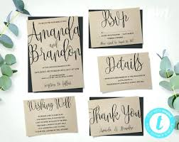 diy wedding invitations templates free place cards invitation template