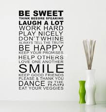 be sweet smile quote wall art stickers words home decor wall stickers sayings alibaba express large stickers for walls large vinyl wall decals from  on wall art words stickers with be sweet smile quote wall art stickers words home decor wall