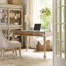 writing desk furniture sanctuary 60 inch writing desk in dune and beach