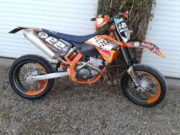 ktm exc f sxf 250 supermoto road legal in hull east yorkshire