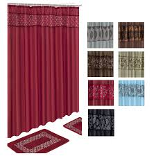 amazing bathroom sets with shower curtain and rugs and accessories bathroom shower curtain set