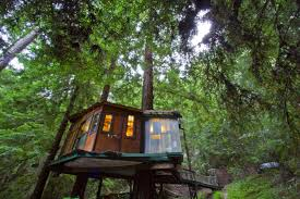 These 10 Awesome Airbnb Treehouses Are Yours To Rent This SummerTreehouse Vacation California