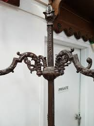 Coat Rack Melbourne French Cast Iron Coat Rack French Antiques Melbourne English 39