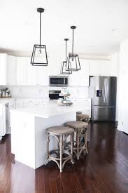 Lighting in the kitchen Country Style Home Kitchen Island Pendant Lights Affordable Pendant Lights Pendant Lights Under 200 Just Girl And Her Blog Beautiful And Affordable Kitchen Island Pendant Lights Just Girl