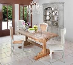 Oval Kitchen Table And Chairs Shabby Chic Oval Dining Table Dark Brown Faux Leather Dining