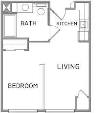 sample floor plans welcome to legacy retirement for studio house plans one bedroom