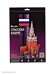 "<b>3D пазл</b> ""Спасская башня"" <b>CubicFun</b> 417919 в интернет ..."
