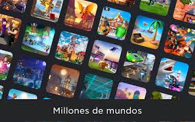 Bringing the world together through play. Roblox Aplicaciones En Google Play