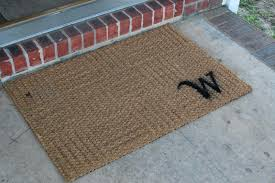 Front Door Mats Contemporary - Home Design Ideas and Pictures