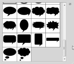 Photoshop Speech Bubble Lesson Adding Dialogue To Comics Brick Flicks Comics