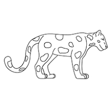 Small Picture 10 Best Free Printable Jaguar Coloring Pages Online