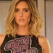 Fernanda Lima diz que programa polêmico foi gravado em julho