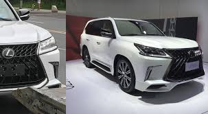2018 lexus 570 lx. brilliant 2018 lexus lx 570 special edition arriving in middle east u0026 china   enthusiast with 2018 lexus lx