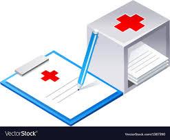 Hospital Chart Icon Hospital Chart