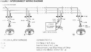 hard wiring smoke detectors diagram wirdig