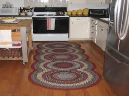 Cool Kitchen Rugs for Ideal Feature in Your Kitchen with fine material