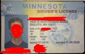 Fake Card Id Minnesota Maker